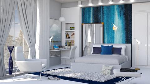 M_ W w - Bedroom - by milyca8