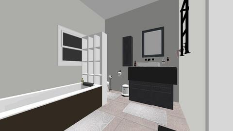 Bathroom 2020 - Bathroom - by LadyHope