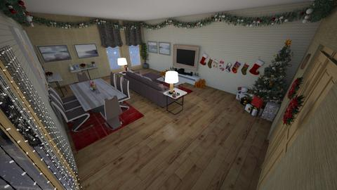 family home 72 - Modern - Living room - by Stavroula Chatzina