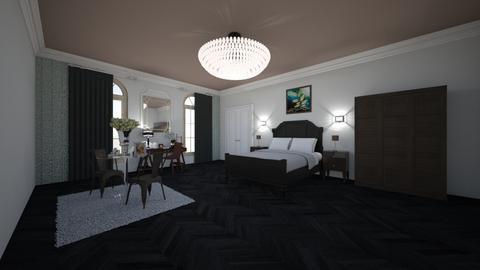 Shabby Chique Bedroom - Modern - Bedroom - by kristenaK