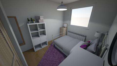 Habitacion Nerea 4 - Feminine - Bedroom - by everybodyfeel
