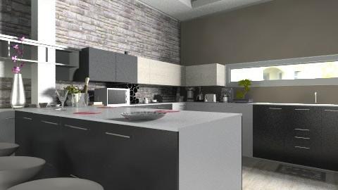 kitchen new 06 - Classic - Kitchen - by Bandara Beliketimulla