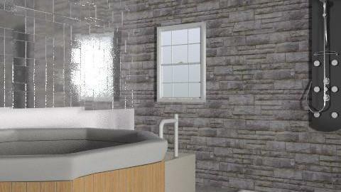 design32 - Classic - Bathroom - by blondina14
