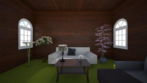 Modern Bohemian Interior - by craftytipsorg