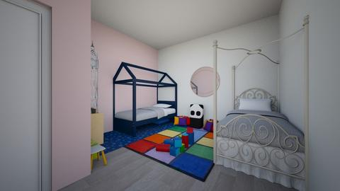 Teen Mom Kids Room - Kids room - by bsmke