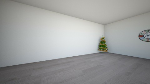 cristmas bedroom - Glamour - by Denisa Dobrovici