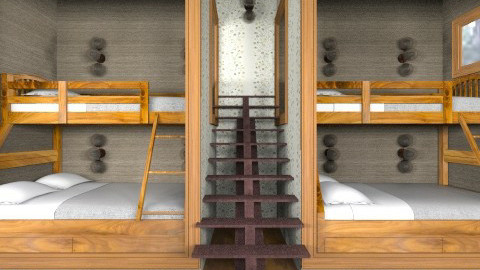 quint room1 - Bedroom - by beanloser622
