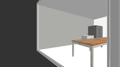 Gelato Lab - Kitchen - by kaitlyntran97