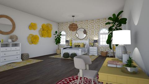 Yellow Room - by lauraflach0604