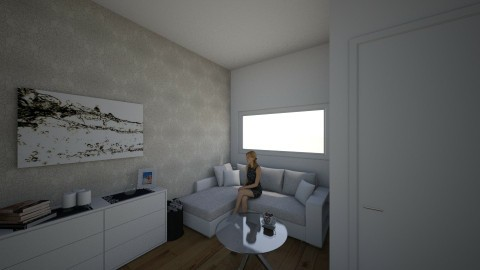 SMALL HOME - Modern - Living room - by tokupnik