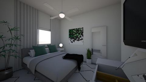 Amit Mizrahi bedroom 52 - Bedroom - by erlichroni