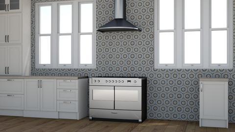 Kitchen - Kitchen - by Katie Whitley