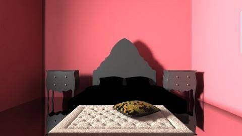 redroom5 - Bedroom - by mslmkus
