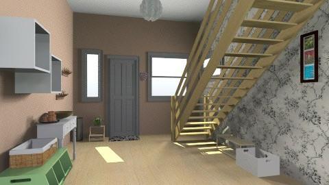 Ftr Hallway - by yellowsubmarine