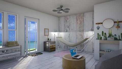 Coastal bedroom  - Minimal - Bedroom - by augustmoon
