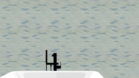 Turquoise Bathroom - Eclectic - Bathroom - by love Tully love