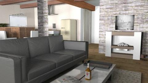 samoranovo1.5 - Country - Living room - by nikolov_ivaylo