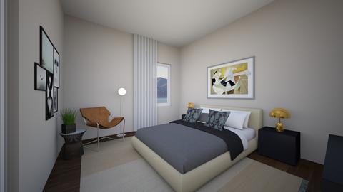 MBKBhomeBR3 - Living room - by evakarwowska