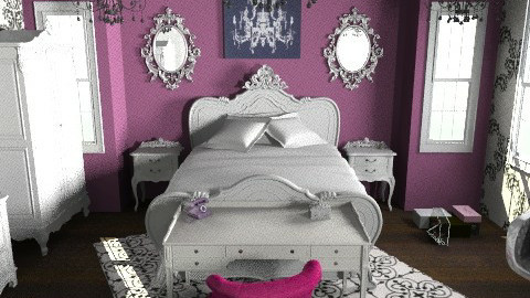 Home Sweet Glamour - Glamour - Bedroom - by BriaFaith