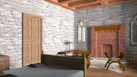 Medieval Experience - Rustic - Bedroom - by Abracadabra