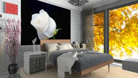 Rose - Modern - Bedroom - by moonissa