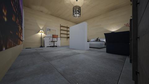 parichat kaeogongthong - Bedroom - by parichat kaeogongthong