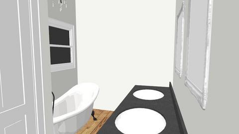 Master bath 2 - Bathroom - by sarahfortunato79