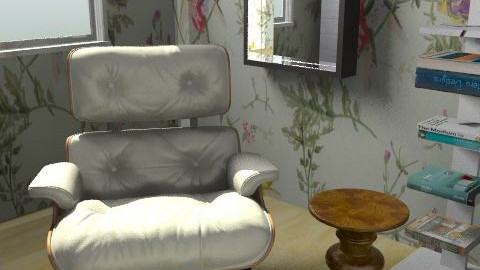 Eames Detail - Country - Living room - by Brentalicious