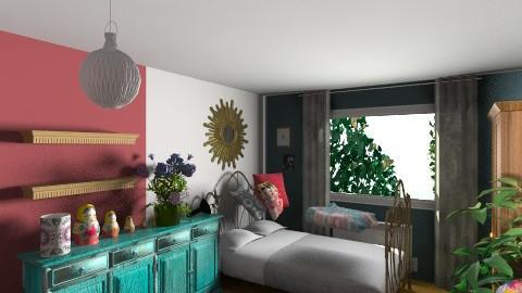 HansB - Living room - by Annegret