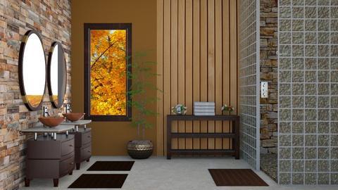 561 - Bathroom - by Jade Autumn