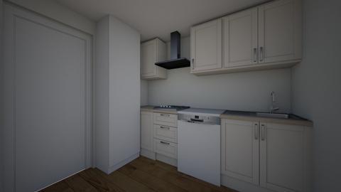 kuchnia 2 - Classic - Kitchen - by piti97