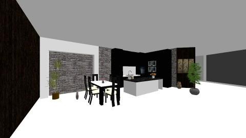 apollo - Living room - by karolka0614