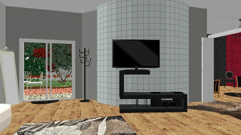good view - Modern - Living room - by the_mahla