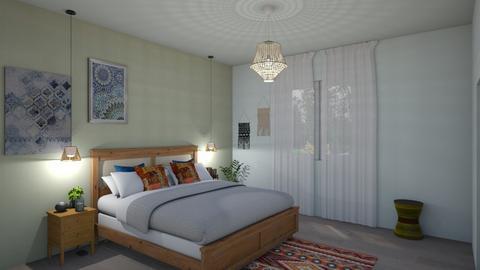 BED ROOM ASHDOD - Bedroom - by ne1b