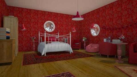Mals room - Bedroom - by hibob