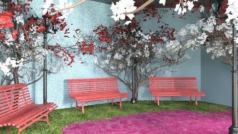 nik master - Glamour - Garden - by Falzon Natalie