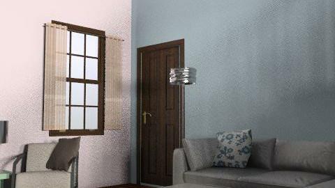 ls - Classic - Living room - by oscalora