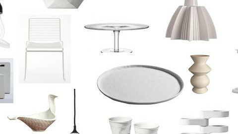 Affordable white loveliness  - Modern - by pia