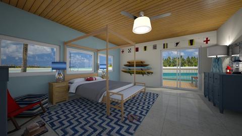 Rincon by Daisy de Arias - Masculine - Bedroom - by Daisy de Arias