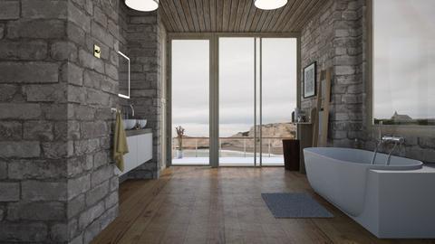 MI020 - Bathroom - by i l o n a