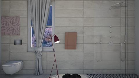 SC bath - Bathroom - by bleeding star