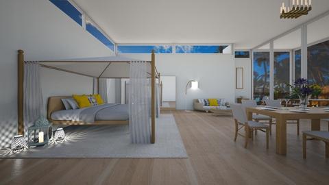 Beach Suite - Country - Bedroom - by jammuek