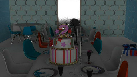 md_2ndbday - Dining Room - by rob_b
