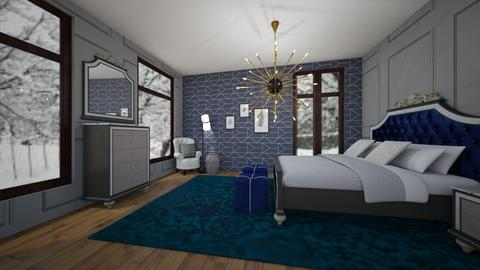 Template 2019 living room - Modern - Bedroom - by bellavanderwal
