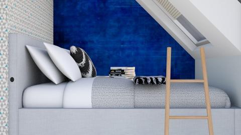 Starlit Nook - Bedroom - by Ashen Swan