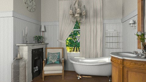 Antique Bath - Vintage - Bathroom - by Baustin