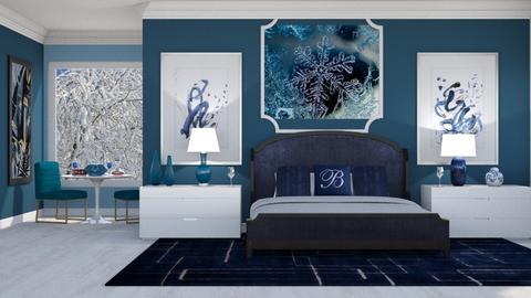 491 - Bedroom - by Jade Autumn