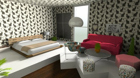 girlyy - Glamour - Bedroom - by PSophie