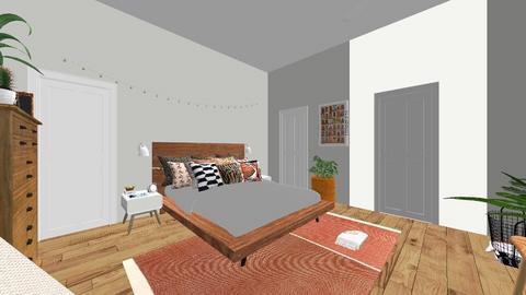mckells room reno - Bedroom - by aaliyah_wurm