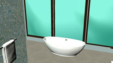 colorado bathroom - Country - Bathroom - by bfunk20